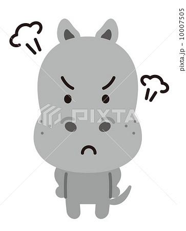 動物キャラクター 10007505