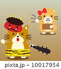 カレンダー用イラスト素材 2月 猫 正方形 10017954