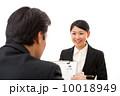 就職活動 面接 面談の写真 10018949