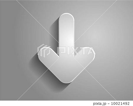 Vector icon arrow illustration 10021492