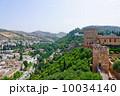アルハンブラ宮殿 アルバイシン地区 アルカサバの写真 10034140