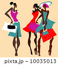 Beautiful Retro Fashion women set. 10035013