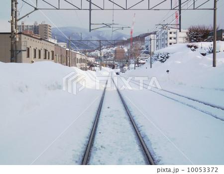 小樽駅付近  10053372