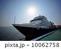 船旅 クイーン・エリザベス クルーズ船の写真 10062758