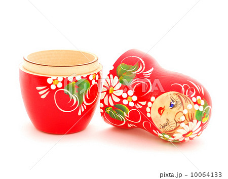 Russian Dollの写真素材 [10064133] - PIXTA