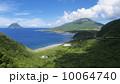 八丈島 八丈小島 八丈富士の写真 10064740