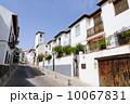 グラナダ アルバイシン地区 町並みの写真 10067831