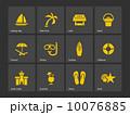 太陽 日 ウェブのイラスト 10076885