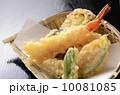 天ぷら盛り合わせ 10081085