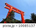 自然 神社 とりいの写真 10085137