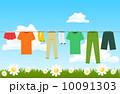 服 服装 衣服のイラスト 10091303