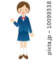 学生 女の子 10099338
