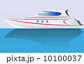 船 ヨット ベクトルのイラスト 10100037