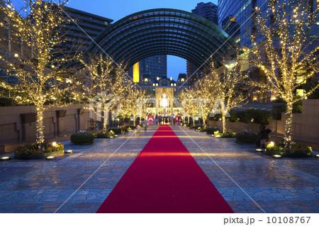 恵比寿ガーデンプレイスのクリスマスイルミネーション 10108767