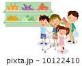ベクター 家族 人物のイラスト 10122410