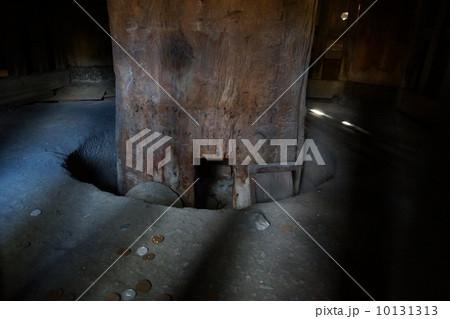 法観寺五重塔の心柱 10131313