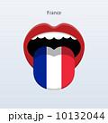 ことば 言語 口のイラスト 10132044