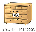 チェスト タンス 家具のイラスト 10140203