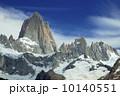 フィッツロイ フィッツ・ロイ山 フィッツロイ山の写真 10140551
