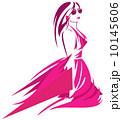 女性 ファッション 流行のイラスト 10145606