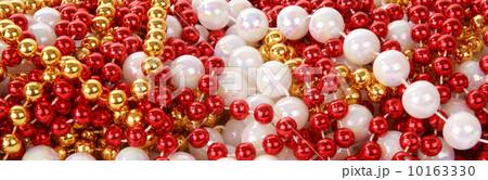 Christmas decoration on white backgroundの写真素材 [10163330] - PIXTA