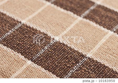 インド木綿のラグの写真素材 [10163950] - PIXTA