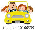 ドライブ お出かけ ベクターのイラスト 10166539
