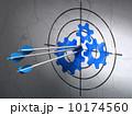 イコン ビンテージ コンピュータのイラスト 10174560