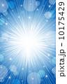 放射線 ベクター 集中線のイラスト 10175429