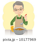 人物 料理 男性のイラスト 10177969