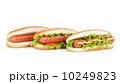 バーベキュー BBQ アメリカンの写真 10249823