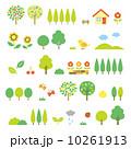 ベクター 木 自然のイラスト 10261913