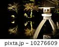 兼六園 灯籠 ライトアップの写真 10276609