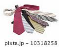 結ぶ 結び ネクタイの写真 10318258