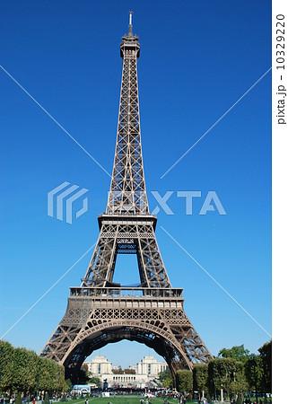 エッフェル塔 La tour Eiffel th...