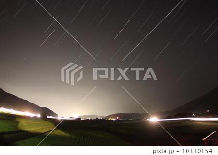 星景写真#03岩手県遠野市 10330154