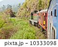 線路 鉄道 電車の写真 10333098