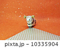年賀素材 未年 年賀状素材の写真 10335904