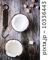ココナツ 椰子の実 ココナッツの写真 10336443