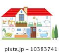 家の間取り 10383741