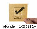 チェックボックス アイコン check 10391520