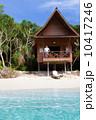 環礁 バルコニー ビーチの写真 10417246