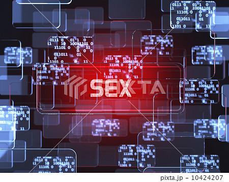 Sex screen conceptのイラスト素材 [10424207] - PIXTA