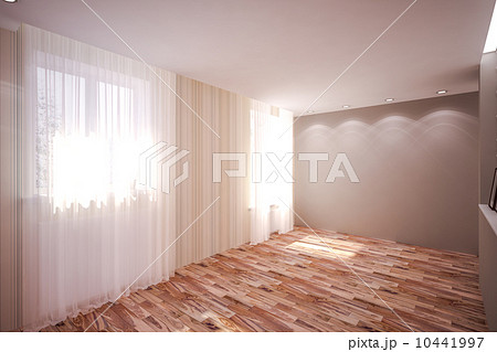 Interior room in modern style 10441997
