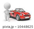 小さい 小型 自動車のイラスト 10448625