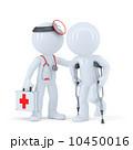 療法士 ケア 医師のイラスト 10450016