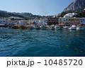 町並み カプリ島 マリーナ・グランデの写真 10485720
