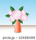バラ 爽やかな 新鮮のイラスト 10488488