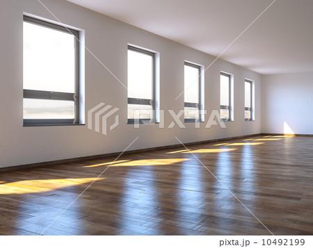 empty big living room interior 10492199 pixta