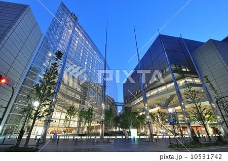 東京国際フォーラムの外観 10531742